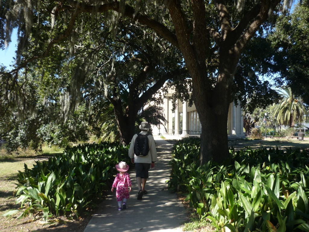Exploring New Orleans' magical City Park