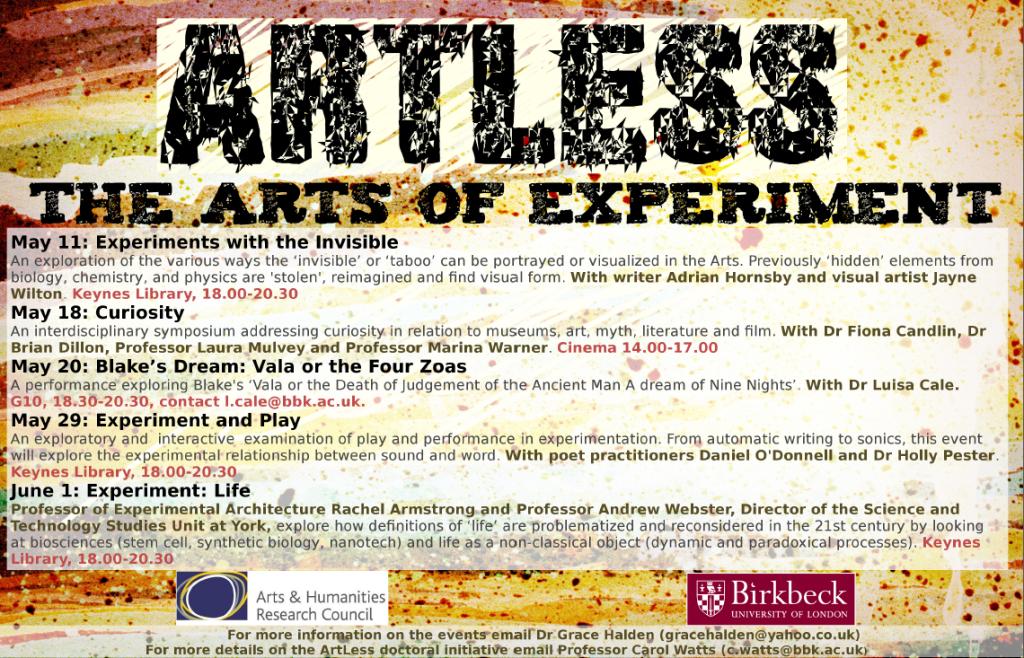 artless poster 1