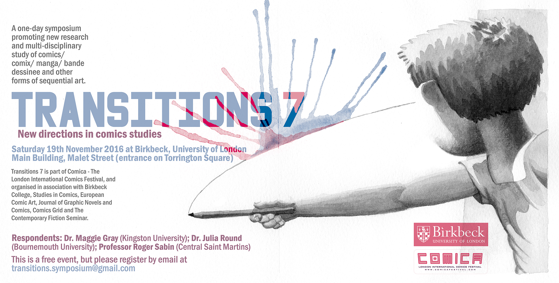 TRANSITIONS 7 – New Directions in Comics Studies