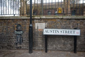 Austin Street sign
