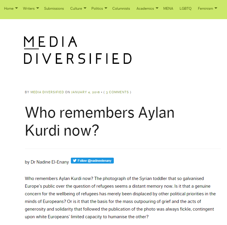 Read the original article on Media Diversified