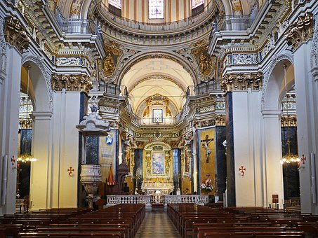 this is a photo of a cathedral in Italy