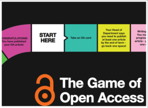 open access board game