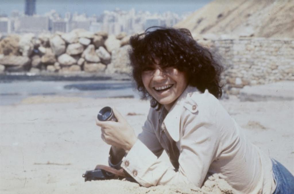 Image of filmmaker Jocelyne Saab