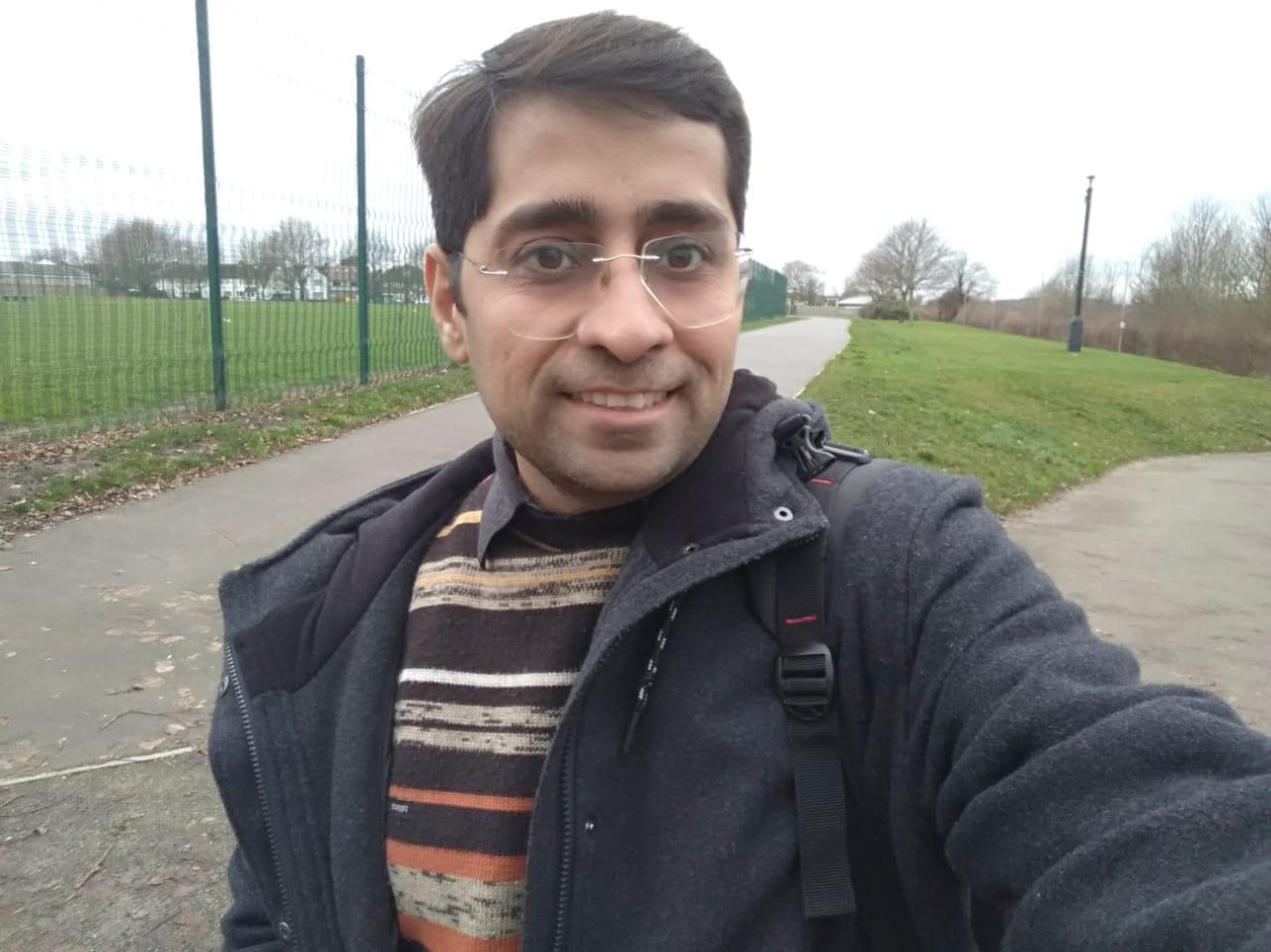 Vimal Chander Joshi