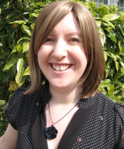 Amy Bird, creative writing student and author