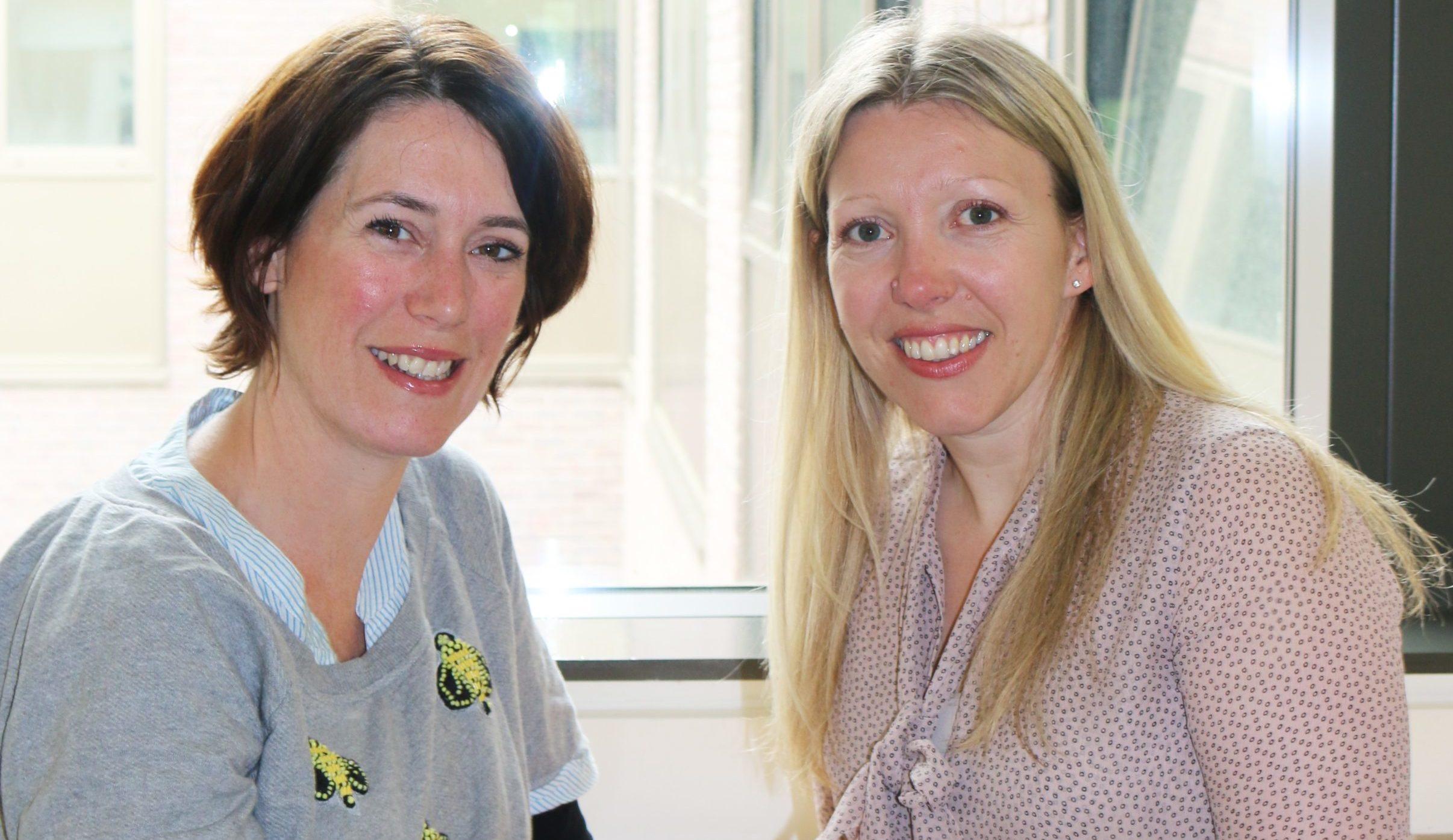 Dr Rachel Lewis and Dr Jo Yarker