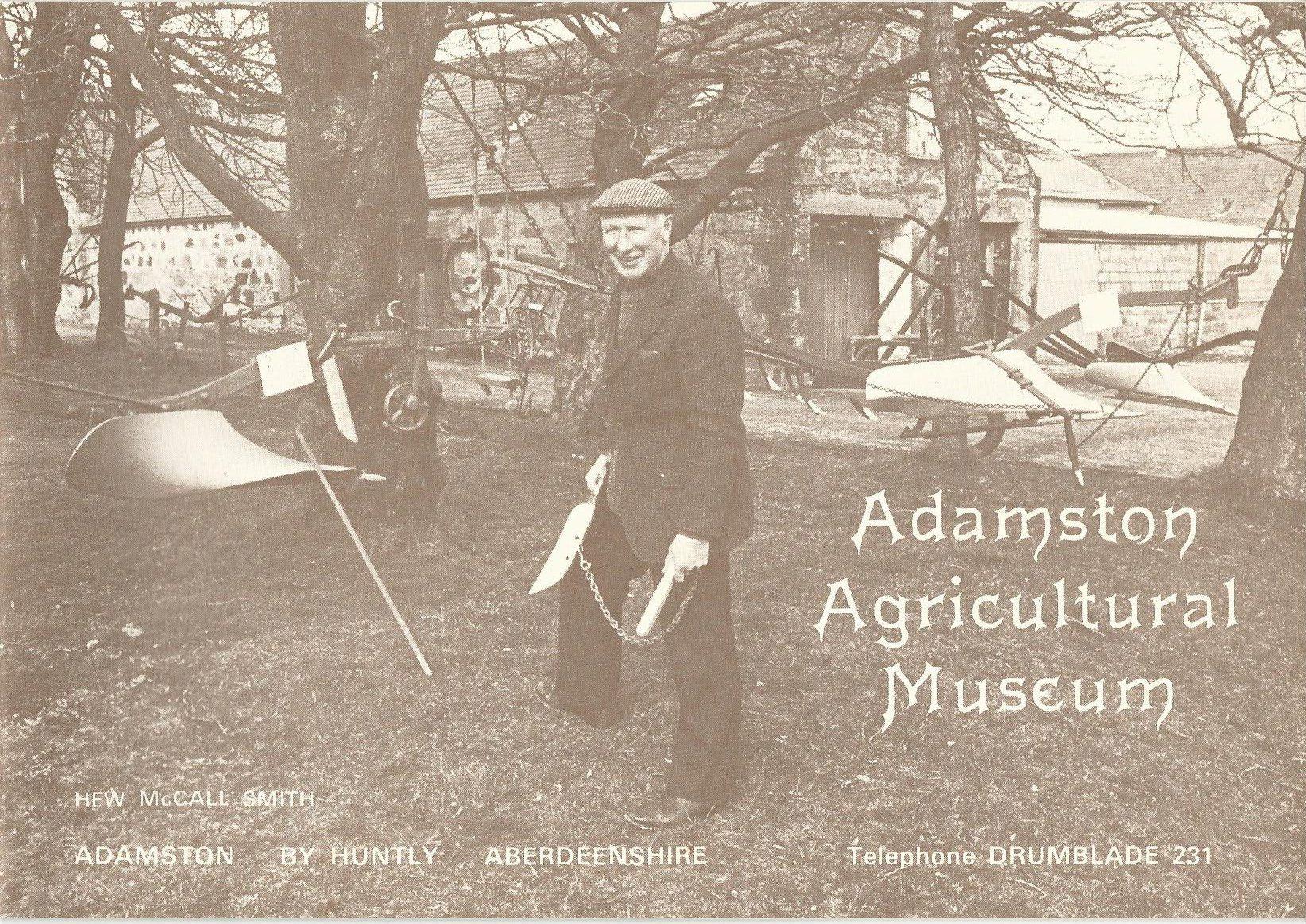 Adamston Agricultural Museum