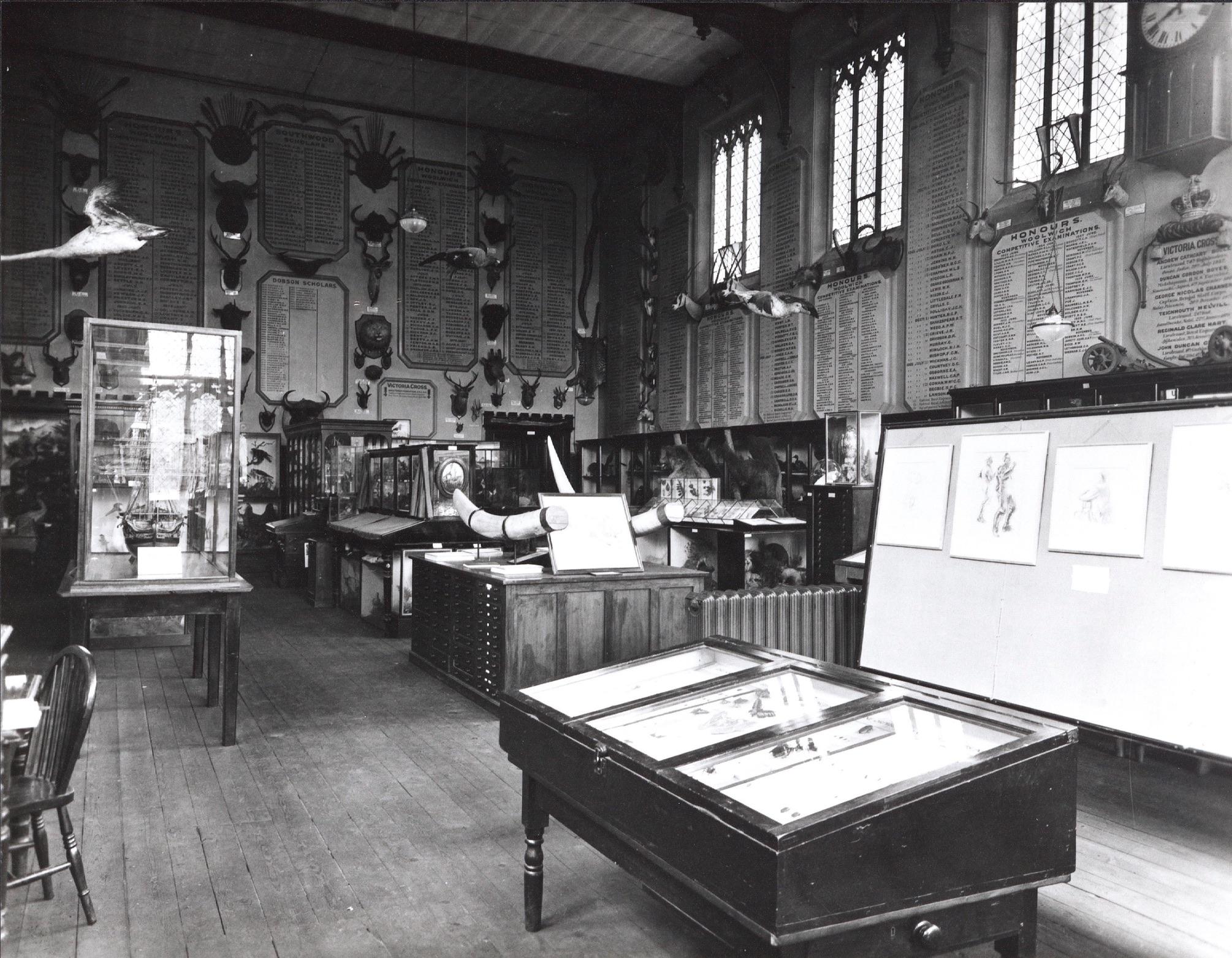 Cheltenham College Museum