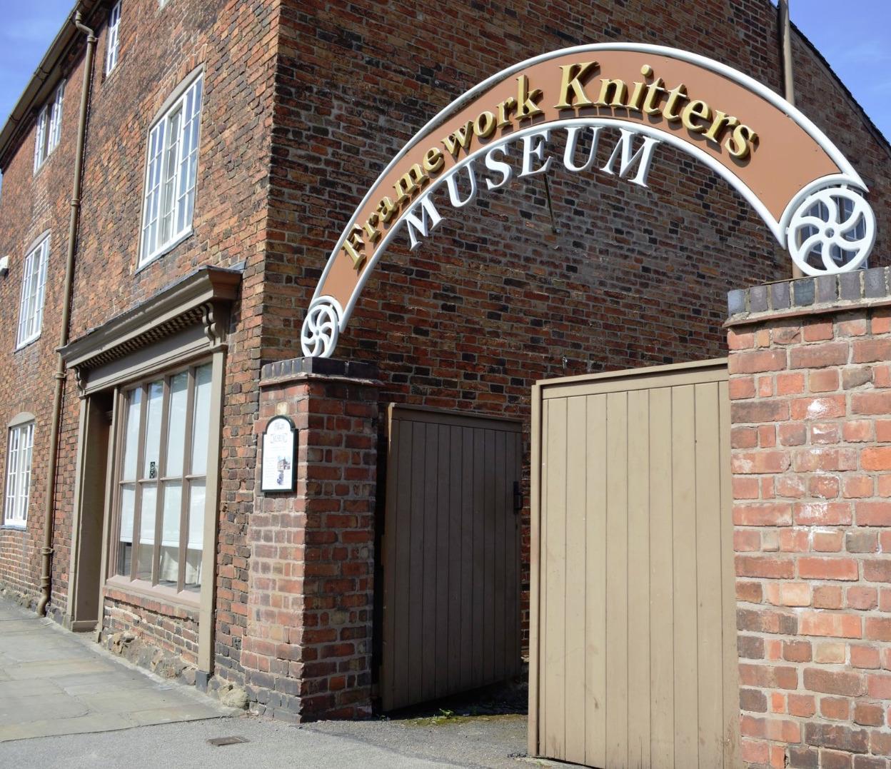 Framework Knitters Museum