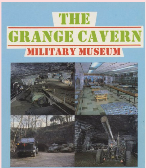 Grange Cavern Military Museum