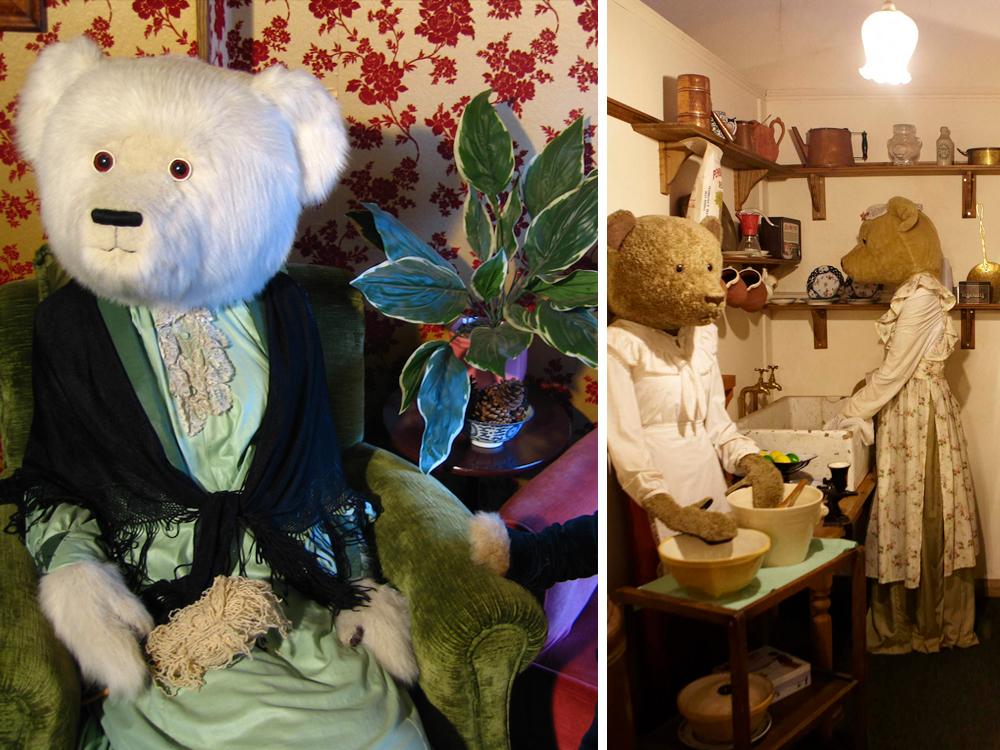 Teddy Bear Museum, Dorset