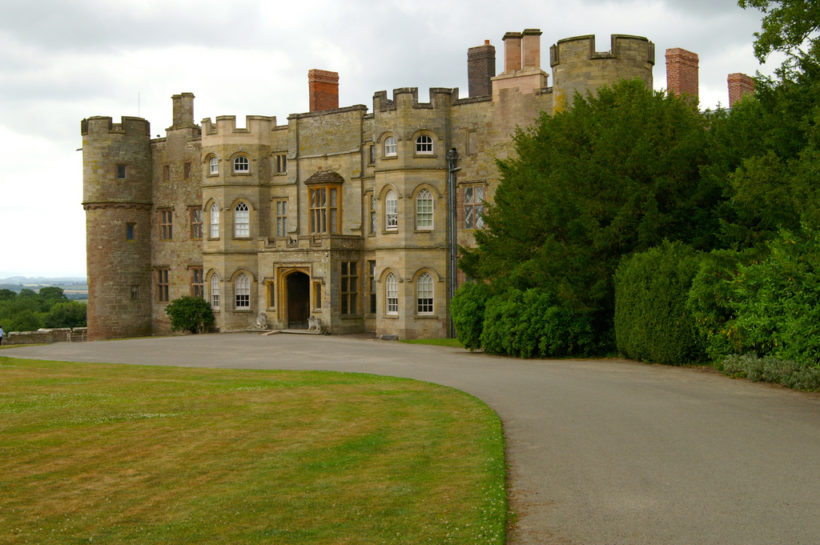 A picture of Croft Castle - Croft Castle sits deep in the heart of Herefordshire countryside surrounded by 1500 acres of historic woodland, farm and parkland.