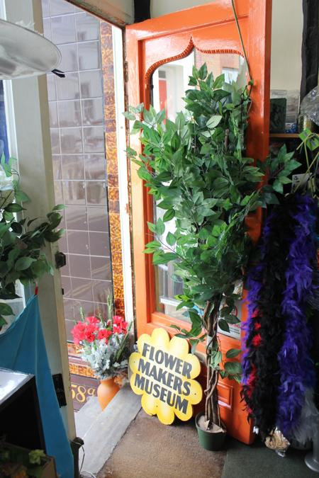 Flower Makers Museum Door