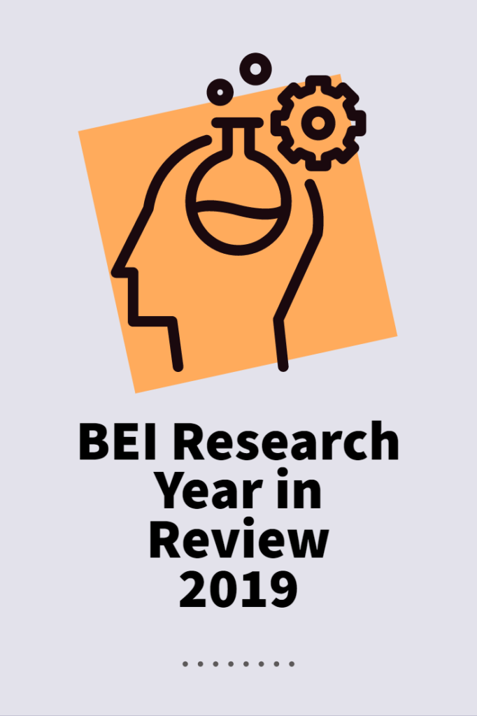 BEI Research Year in Review