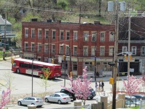 Hill District, Pittsburgh is undergoing regeneration