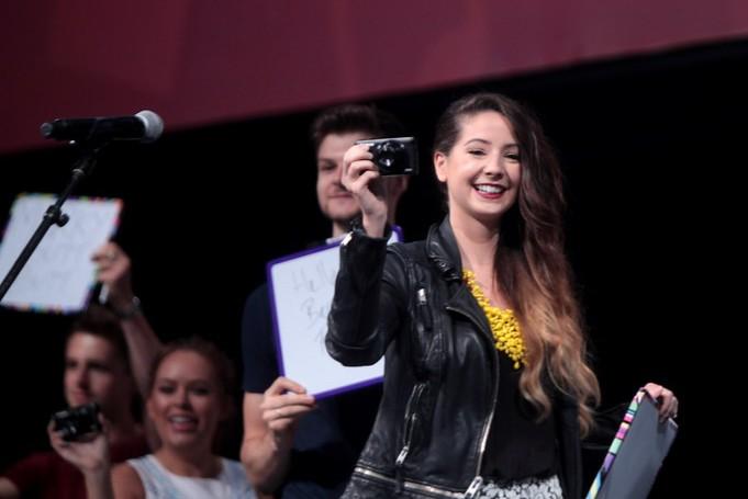 Zoe Sugg, social media influencer