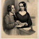 W. Sharp after A. Fisher, Oliver Caswell and Laura Bridgman, lithograph (1844).